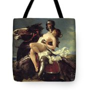 The Rescue Tote Bag by Vereker Monteith Hamilton