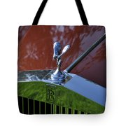 The Rolls Tote Bag by Clayton Bruster
