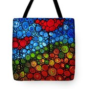 The Roots Of Love Run Deep Tote Bag by Sharon Cummings
