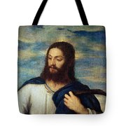 The Savior Tote Bag by Titian