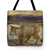 The Scapegoat Tote Bag by William Holman Hunt
