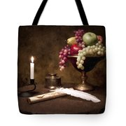The Scribe Tote Bag by Tom Mc Nemar