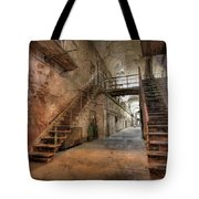 The Sound Of Silence Tote Bag by Lori Deiter
