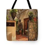 The Spa Tote Bag by James Eddy