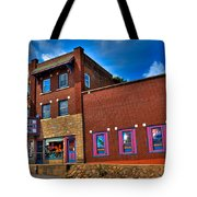 The Strand Theatre - Old Forge New York Tote Bag by David Patterson