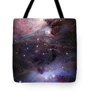 The Sword Of Orion Tote Bag by Robert Gendler