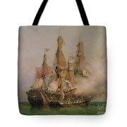 The Taking of the Kent Tote Bag by Ambroise Louis Garneray