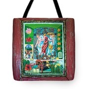 The Three Sisters Tote Bag by Genevieve Esson