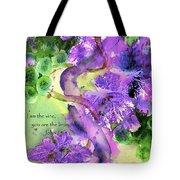 The Vine Tote Bag by Anne Duke