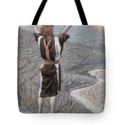 The Voice in the Desert Tote Bag by Tissot