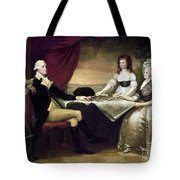 The Washington Family Tote Bag by Granger