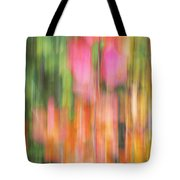 The Watercolor Garden Tote Bag by Aimelle