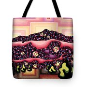 Theta Frequency Tote Bag by Dale Beckman