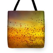 They Call Me Fall Tote Bag by Mary Hood