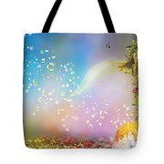 They Call Me Spring Tote Bag by Mary Hood