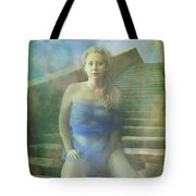 This Is My Heart Tote Bag by Laurie Search