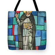Thomas Aquinas Italian Philosopher Tote Bag by Photo Researchers