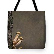 Ties That Bind Tote Bag by Evelina Kremsdorf