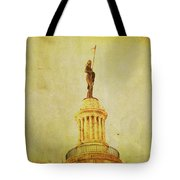 Time Honored Tote Bag by Toni Hopper