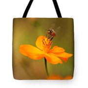 Tiny Dancer Tote Bag by Marion Cullen