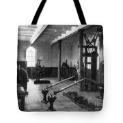 Titanic: Exercise Room, 1912 Tote Bag by Granger