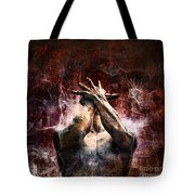 Torment Tote Bag by Andrew Paranavitana