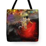 Toroscape 18 Tote Bag by Miki De Goodaboom