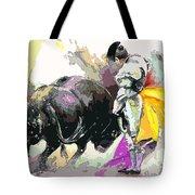 Toroscape 39 Tote Bag by Miki De Goodaboom