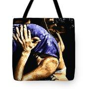 Torrid Tango Tote Bag by Richard Young