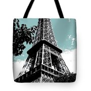 Tour Eiffel Tote Bag by Juergen Weiss