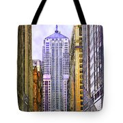 Trading Places Tote Bag by John Robert Beck