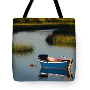 Tranquil Cape Cod Photography Tote Bag by Juergen Roth