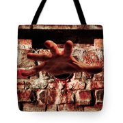 Trapped Tote Bag by Wim Lanclus