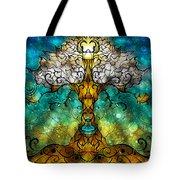 Tree of Life Tote Bag by Mandie Manzano