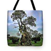 Treehouse Tote Bag by Douglas Barnard