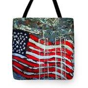 Tribute Tote Bag by J R Seymour