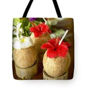 Tropical Cocktail Tote Bag by Kyle Rothenborg - Printscapes