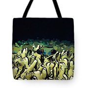 Tropical Coral Reef 1 Tote Bag by Lanjee Chee