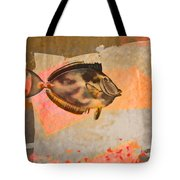 Tropical Dream Number 1 Tote Bag by Carol Leigh