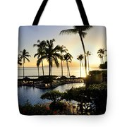 Tropical Dream Tote Bag by Rosy Kueng
