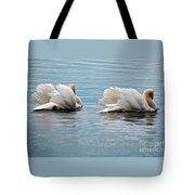 True Love Tote Bag by Lois Bryan