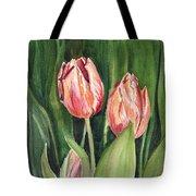 Tulips  Tote Bag by Irina Sztukowski