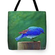 Two Step Tote Bag by Brian  Commerford