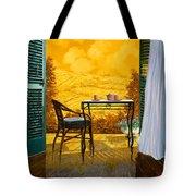 Un Caldo Pomeriggio D Tote Bag by Guido Borelli
