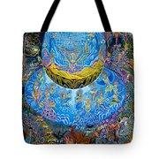 Unai Shipash  Tote Bag by Pablo Amaringo