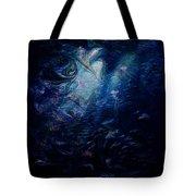 Under The Sea Tote Bag by Rachel Christine Nowicki