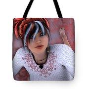 Unlock My Heart Tote Bag by Jutta Maria Pusl