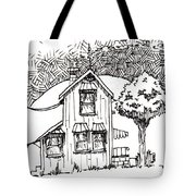 Untitled Tote Bag by Tobey Anderson
