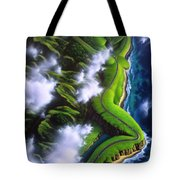 Unveiled Tote Bag by Jerry LoFaro