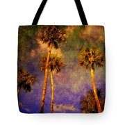 Up Up To The Sky Tote Bag by Susanne Van Hulst